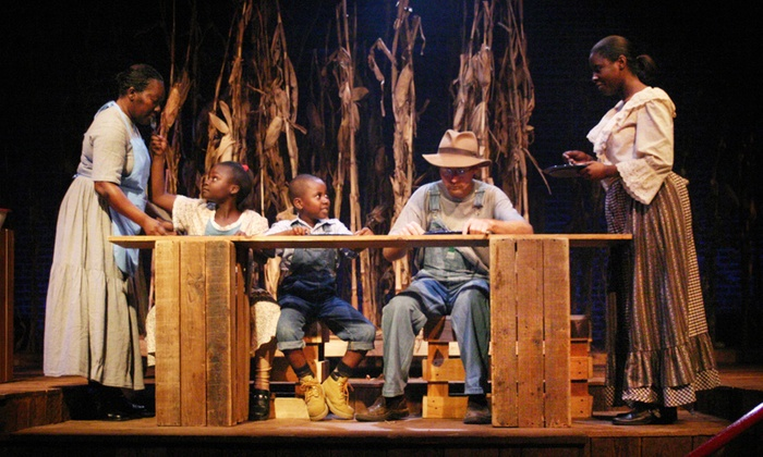 """Cotton Hall Theater - Colquitt: One or Two Tickets to """"Swamp Gravy: Lost and Found"""" (Up to 57% Off). 16 Options Available."""