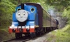 Newport Dinner Train - Newport: Day Out With Thomas at Newport Dinner Train Station on August 30–31 (Up to 49% Off). 18 Times Available.