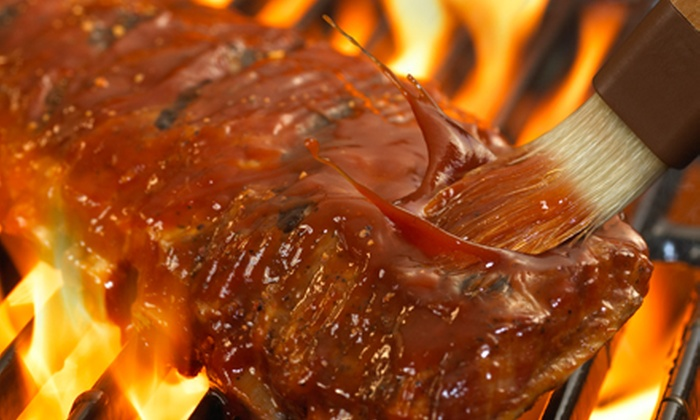 Windy City RibFest - Broadway and Lawrence: $33 for Ribs and Drinks for Two at Windy City RibFest in Uptown, July 5–7 (Up to $66 Value)