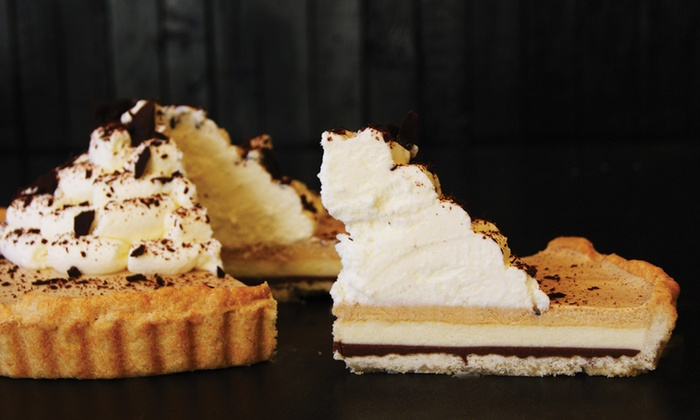 Atticus Creamery & Pies - Westside: $12 for Two Groupons, Each Good for $10 Worth of Ice Cream or Pie at Atticus Creamery & Pies ($20 Value)