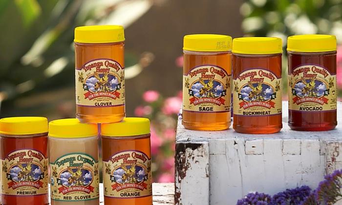 Bennett's Honey Farm - Piru: $16 for a Honey Tasting with Four Take-Home Honey Jars at Bennett's Honey Farm ($25 Value)
