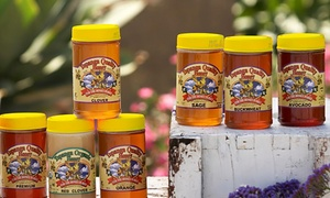 Bennett's Honey Farm: $17 for a Honey Tasting with Four Take-Home Honey Jars at Bennett's Honey Farm ($25 Value)