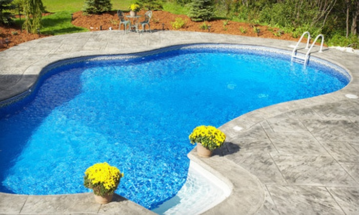Shane Allen's Pool Service - Yorktown: One or Two Months of Weekly Pool Maintenance from Shane Allen's Pool Service (61% Off)