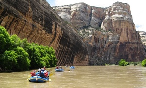 Adrift Adventures: All-Inclusive Four- or Five-Day Whitewater-Rafting Trip from Adrift Adventures (44% Off)