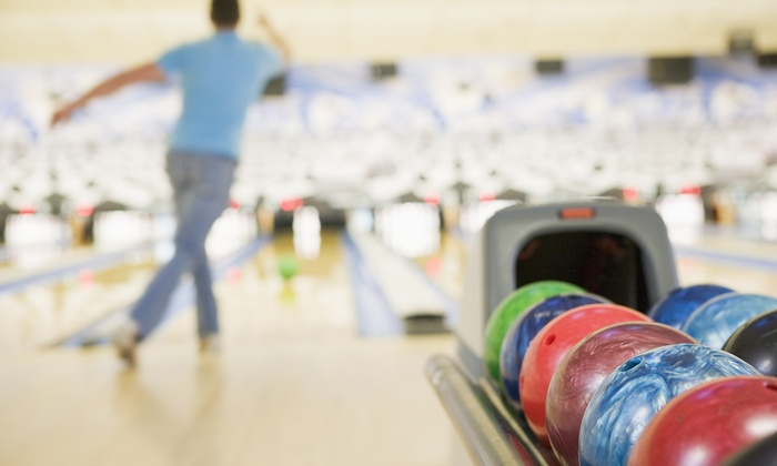 Mahall's 20 Lanes - Lakewood: Three Games of Bowling with Shoe Rentals for Two or Four at Mahall's 20 Lanes (Up to 46% Off)
