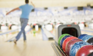 Mahall's 20 Lanes: Three Games of Bowling with Shoe Rentals for Two or Four at Mahall's 20 Lanes (Up to 55% Off)