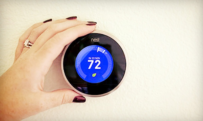 Moore Heating and Air Conditioning - Windsor: $89 for Digital and Programmable Thermostat with Lifetime Warranty from Moore Heating and Air Conditioning ($360 Value)