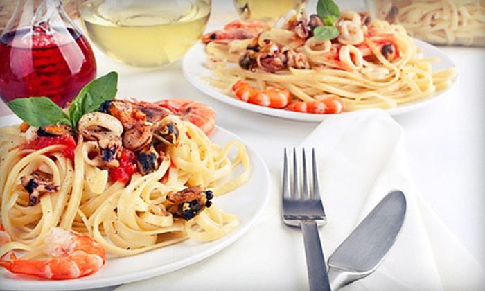 Piazza Presto - Limerick: $20 for $40 Worth of Italian Cuisine at Piazza Presto