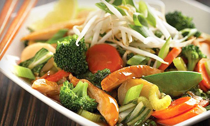 Wok Box - Kenmount/Thorburn: Fresh Asian Cuisine for Two or Four at Wok Box (Up to 56% Off)