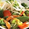 Up to 56% Off Asian Food at Wok Box