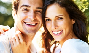 Keller Family Dental: Dental Package with Optional Teeth Whitening at Keller Family Dental (Up to 92% Off). Four Options Available.