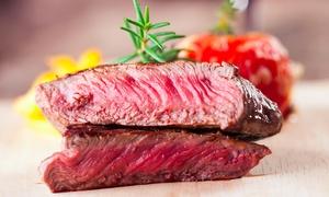 La Dama Di Bacco: Menu di carne in 4 portate con specialità toscane e vino (sconto fino a 71%)