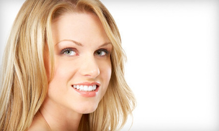 Epiphany Salon & Gallery - Uptown Neighborhood Association: Haircuts, Conditioning Treatments, and Highlights at Epiphany Salon & Gallery (Up to 70% Off). Three Options Available.