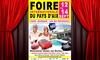 F.I.P.A. FOIRE INTERNATIONALE DU PAYS D' AIX - Aix En Provence: 2 places pour la Foire Internationale du Pays d'Aix  les 12, 13 ou 14 septembre au dès 6 €
