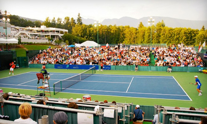 Odlum Brown VanOpen presented by Invesco - Upper Levels Highway: Odlum Brown VanOpen presented by Invesco for Two at Hollyburn Country Club in West Vancouver (Up to Half Off). Two Dates Available.