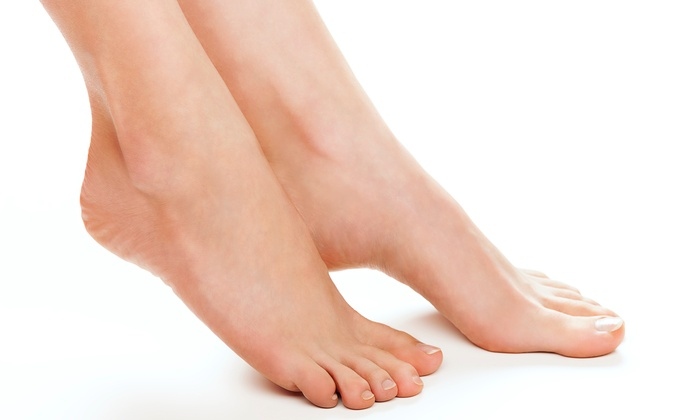 Davinci MediArts - Buford: Laser Toenail-Fungus Removal for One or Both Feet at Davinci MediArts (Up to 55% Off)