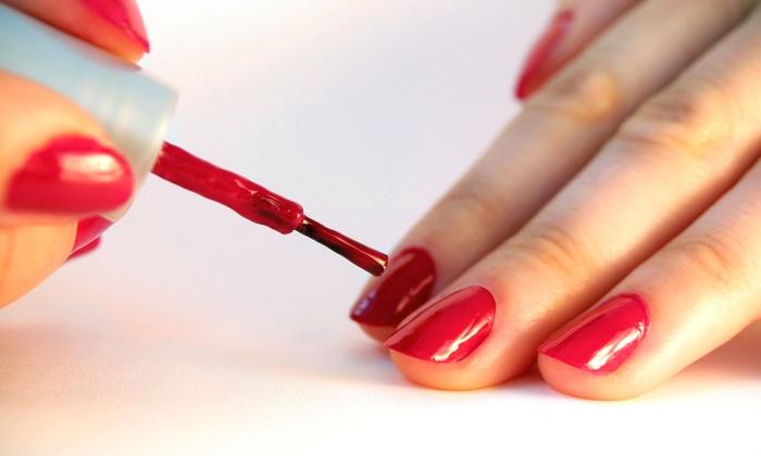 Refresh Beauty Spa Inc - Gramercy Park: $17 for a Regular Mani-Pedi at Refresh Beauty Spa Inc ($35 Value)