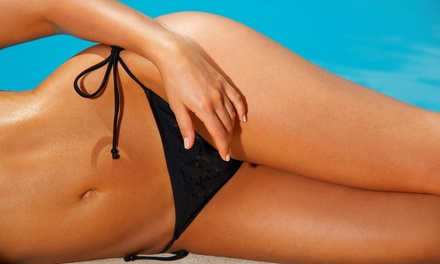 One or Three Women's Brazilian Waxes at The Cove Wellness Spa (54% Off)