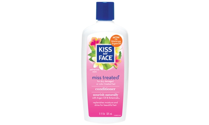 Kiss My Face Miss Treated Conditioner (12-Pack): Kiss My Face Miss Treated Conditioner; 12-Pack of 11 Fl. Oz. Bottles + 5% Back in Groupon Bucks