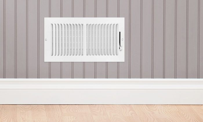 Healthy Home Services - Jackson: $35 for Air-Duct Cleaning for 10 Supply Vents, Return Vent, and Main Line from Healthy Home Services ($200 Value)