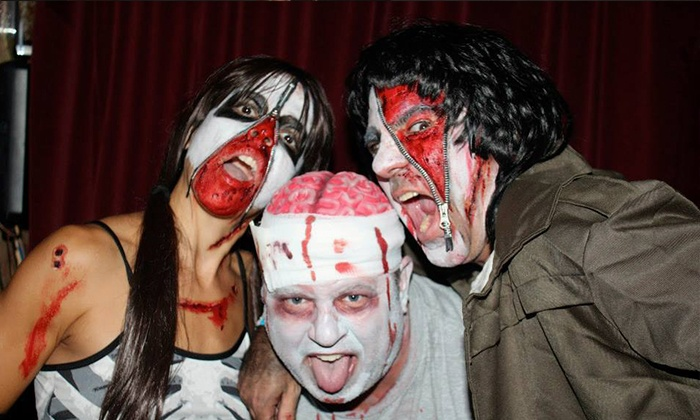 Zombie Crawl USA - Lehigh Acres: Tickets for One or Two to the Fort Myers Zombie Crawl (50% Off).