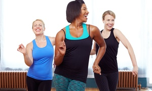 Eye Candy Fitness: 5, 10, or 15 Zumba Classes at Eye Candy Fitness (Up to 54% Off)