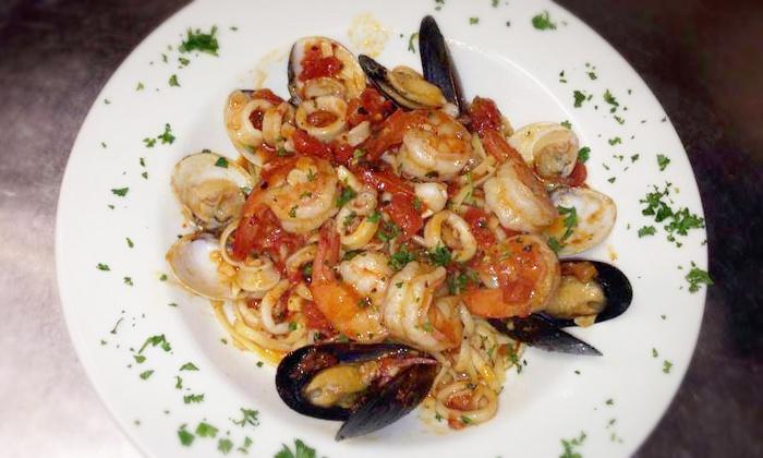 BLL Rotisserie Factory - Winston-Salem: $11 for $20 Worth of Italian Dinner Cuisine at BLL Rotisserie Factory
