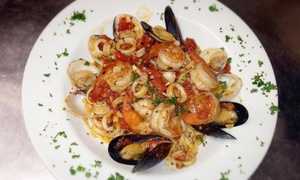 BLL Rotisserie Factory: $12 for $20 Worth of Italian Dinner Cuisine at BLL Rotisserie Factory