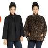 Up to 63% Off a Betsey Johnson Wool Cape