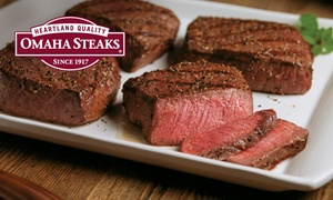 Omaha Steaks – Up to 70% Off New Year's Pack