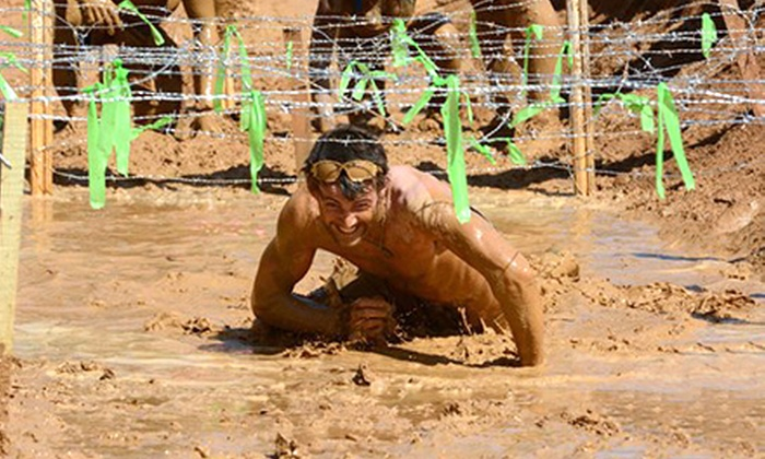 Running Dirty - Pleasant Grove West: $39 for Entry Package for One to the Running Dirty Mud Run on Saturday, September 14 ($75 Value)