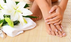 Marilin Nails: Una o 3 sedute con manicure, pedicure e trattamento spa da 14,90 €