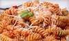 Pastas and Tapas - Duluth: $15 Worth of Italian Cuisine and Spanish Tapas