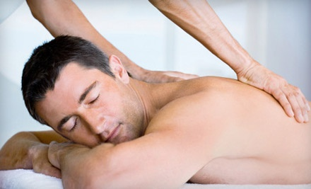 One or Three 50-Minute Deep-Tissue or Regular Massages at Ermann K M DC (Up to 56% Off)
