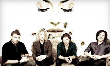 Collective Soul at The Fillmore Charlotte on Tues., May 15 at 8PM: General Admission - An Evening with Collective Soul in Charlotte