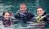 Vortex Spring - Seminole Plantation: Swim Passes or Intro Scuba-Diving Course at Vortex Spring in Ponce de Leon (Up to 66% Off). Five Options Available.