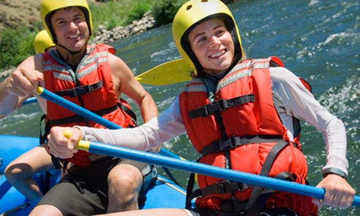 4 Corners Whitewater - Durango: $30 for $55 Worth of Whitewater Rafting from 4 Corners Whitewater