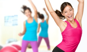 Commotion: Five or Ten Zumba Classes at Commotion (50% Off)