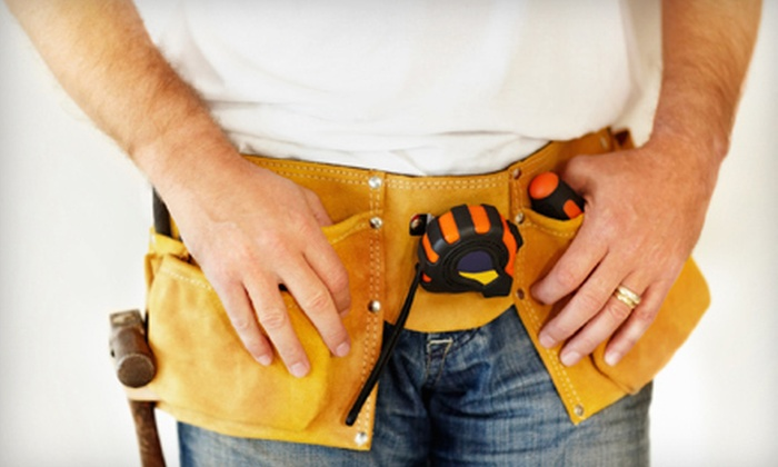 Handyman Services - Burning Tree: $29 for Two Hours of Handyman Services from Handyman Services ($100 Value)