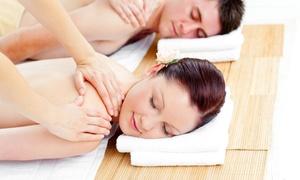Magic Touch Massage Studio, Pllc: A 75-Minute Couples Massage at Magic Touch Massage Studio, PLLC (53% Off)