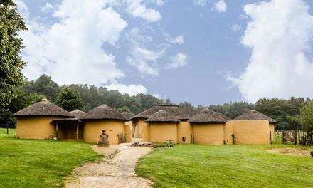 Afrika Museum: entreetickets voor 1 of 2 personen in Berg en Dal