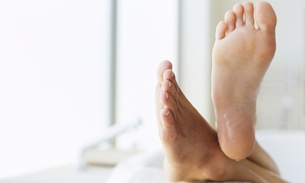 One Corn Removal Foot Treatment at Happy Health Clinics (56% Off)