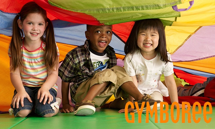 Gymboree - Melbourne: One or Two Months of Kids' Classes with Unlimited Open Gym at Gymboree (Up to 59% Off)