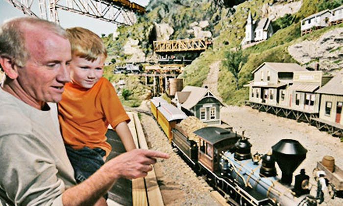 EnterTRAINment Junction - West Chester: Do-It-All Passes with Access to Attractions, Museum, and Christmas in July for Two or Four at EnterTrainment Junction (Up to 55% Off)