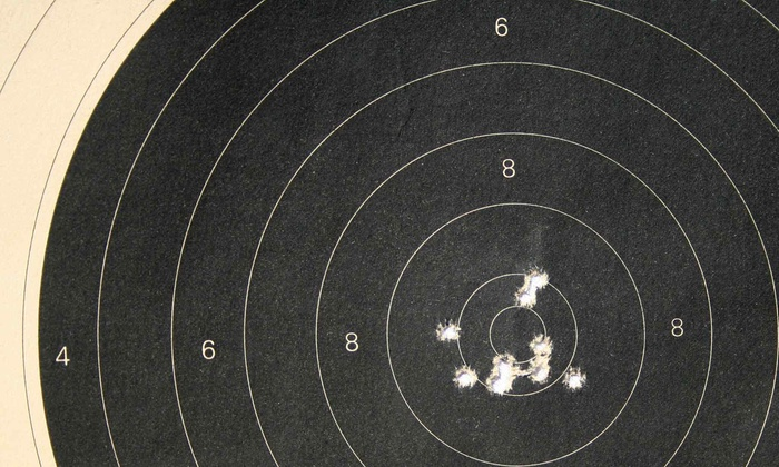 Gander Mountain Academy - Downtown Wichita: Handgun-Fundamentals Class for One or Two at Gander Mountain Academy (Up to 52% Off)