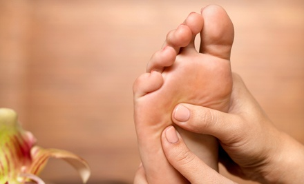 $39 for a 60-Minute Foot-and-Palm Reflexology Session at Health-Pro Wellness ($80 Value)