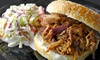 Bent Mountain Bistro - Windsor Hills: Meal for Two or Four with Appetizers and Salads, Sandwiches, or Burgers at Bent Mountain Bistro (Up to 54% Off)