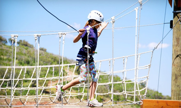 Utah Olympic Park - Park City: Two Bronze or Silver Adventure Activities at Utah Olympic Park (Up to Half Off). Four Options Available.