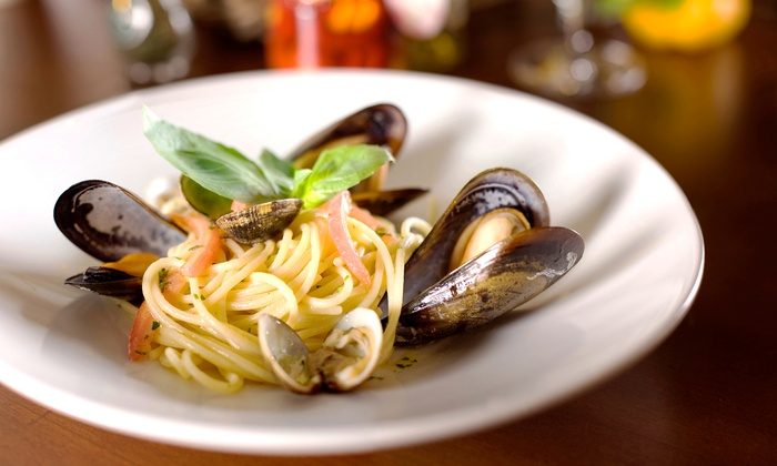 Eddie's Napoli's Italian Restaurant - Canyon: Italian Lunch Cuisine or Dinner for Two or Four at Eddie's Napoli's Italian Restaurant (Up to 53% Off)