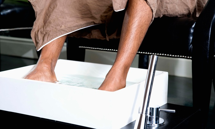 Taylor & Colt - Bay Street Corridor: C$29 for a Private Men's Pedicure at Taylor & Colt (C$60 Value)